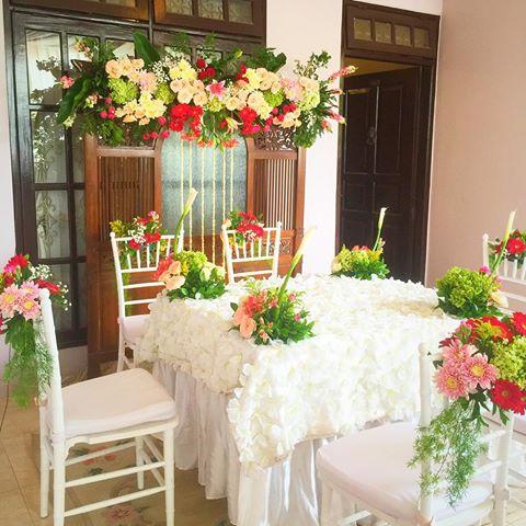 dekorasi akad nikah jogja - dekorasi pernikahan dan event