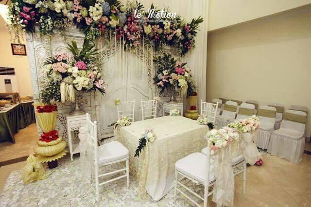 Dekorasi Akad Nikah Jogja Dekorasi Pernikahan Dan Event