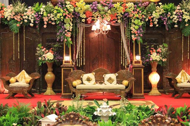 Dekorasi Pernikahan Tradisional Jawa Dekorasi Pernikahan